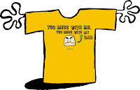 Funky Tee shirt Quotes