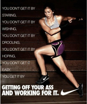 ... , nike, out, quotes, shoes, sports, tumblr, wish, work, work out