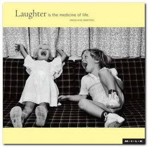 Friends & Laughter...