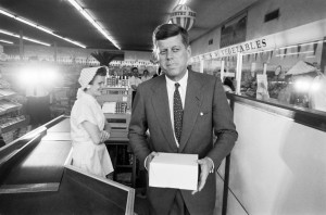 John F. Kennedy: Exclusive photos