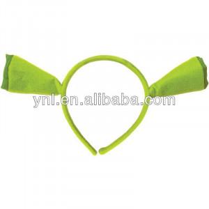 Shrek para siempre- ogreen verde shrek divertido las orejas diadema