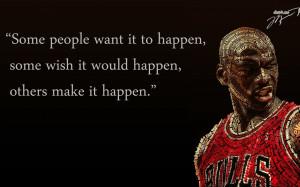 Michael Jordan quote wallpaper