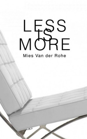 Quotes & Design. Less is more