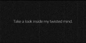 my twisted little mind
