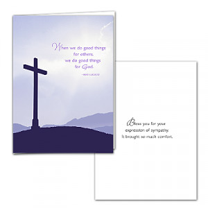Max Lucado Acknowledgement Cards