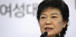 Park Geun hye wird im Februar das Pr sidentenamt in S dkorea