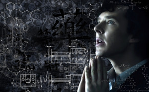 Sherlock on BBC One How he sees the world
