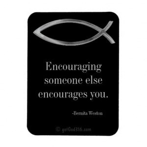 Encourage others Inspirational Quotes Keys for Discipline Magnet ...