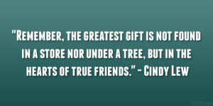 Cindy Lew Quote Credited