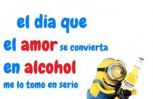 Minion quote Spanish quote