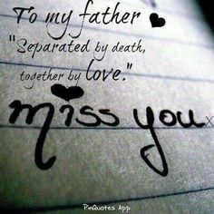 and miss you i still feel you in my heart and carry you wherever i go ...