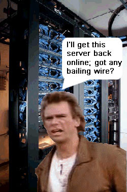 What Would Macgyver Funny Shot
