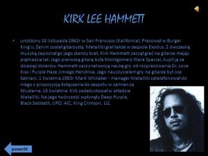 Kirk Hammett Quotes