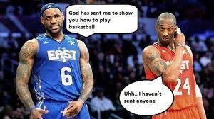 ... which 1 is ur favourite basketball playa lebron james or kobe bryant