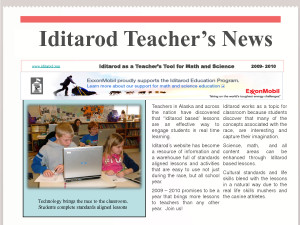 Newspaper articles for elementary students