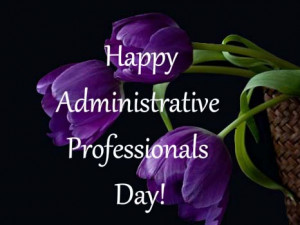 happy administrative professionals day greetings