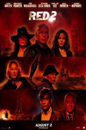 here red 2 movie red 2 movie posters red 2 movie poster 4