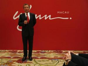 casino magnate Steve Wynn, head of Wynn Resorts Ltd and Wynn ...