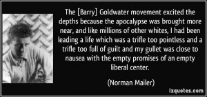More Norman Mailer Quotes