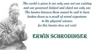Erwin Schrodinger Quotes and Sayings Images
