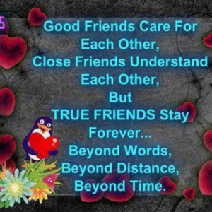 Quotes and sayings about true friends