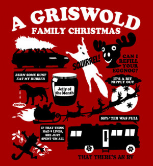 Christmas Vacation Quotes Family ~ Christmas Vacation t-shirts - Wally ...