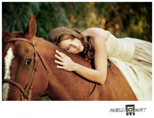 Source: http://rochellemortstudio.com/a-girl-and-her-horse/?fb_action ...
