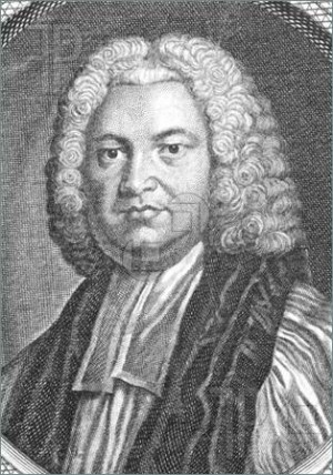 Thomas Secker 1693 1768 on engraving from the 1700s Archbishop of