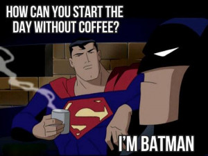 how can you start the day without coffee