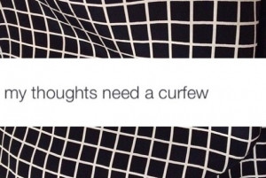 aesthetic, grunge, love quotes, overthinking, pale, quote, thoughts ...