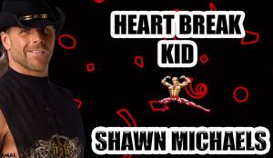 Go Back > Gallery For > Heartbreak Kid Shawn Michaels Logo