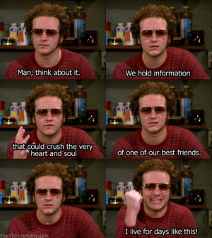 Favorite That 70's Show Character?