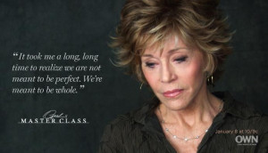 Jane Fonda (Master Class)