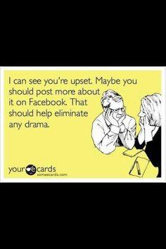 Funny Sarcastic Quotes About Drama. QuotesGram