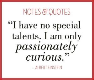 Curiosity quotes 3