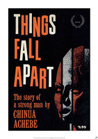 chinua achebe things fall apart 1958 quotes page numbers in ...