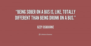 Quotes About Being Sober