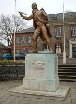 Thomas-Paine-facts-Statue-of-Paine