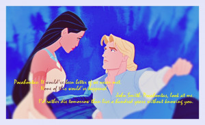 Go Back > Gallery For > Quotes From Pocahontas