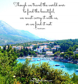 Travel Quotes Inspired