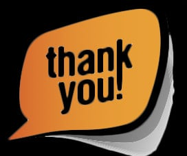 ... thank you to you, our customers, for being able to serve you for the