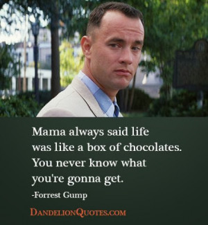 forrest gump quotes box of chocolates photos videos news forrest gump ...
