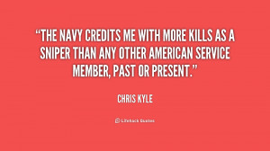 Chris Kyle American Sniper Quotes