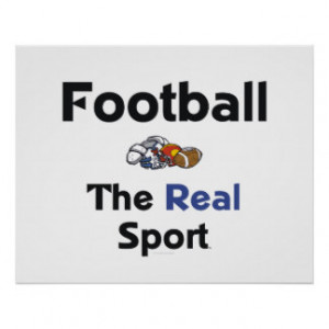TOP Football Real Sport Print