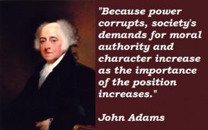 ... you may find the best collection of insightful John Adams Quotes