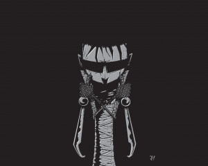 Jhonen Vasquez Johnny The Homicidal Maniac