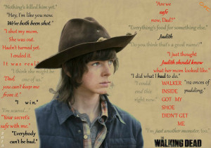 Carl Grimes Quotes by Orange-FeatherCanary on DeviantArt