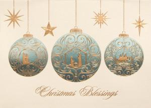 Home > Christmas Cards > Religious > Religious Ornaments