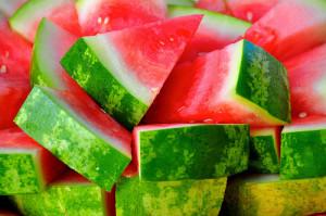 red cute Cool summer green fruit watermelon fruity refreshing