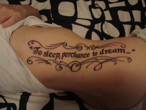 Love Dream Quote